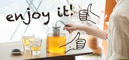 一品茶米茶,輕鬆享受美好生活。