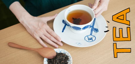 簡單 喝茶